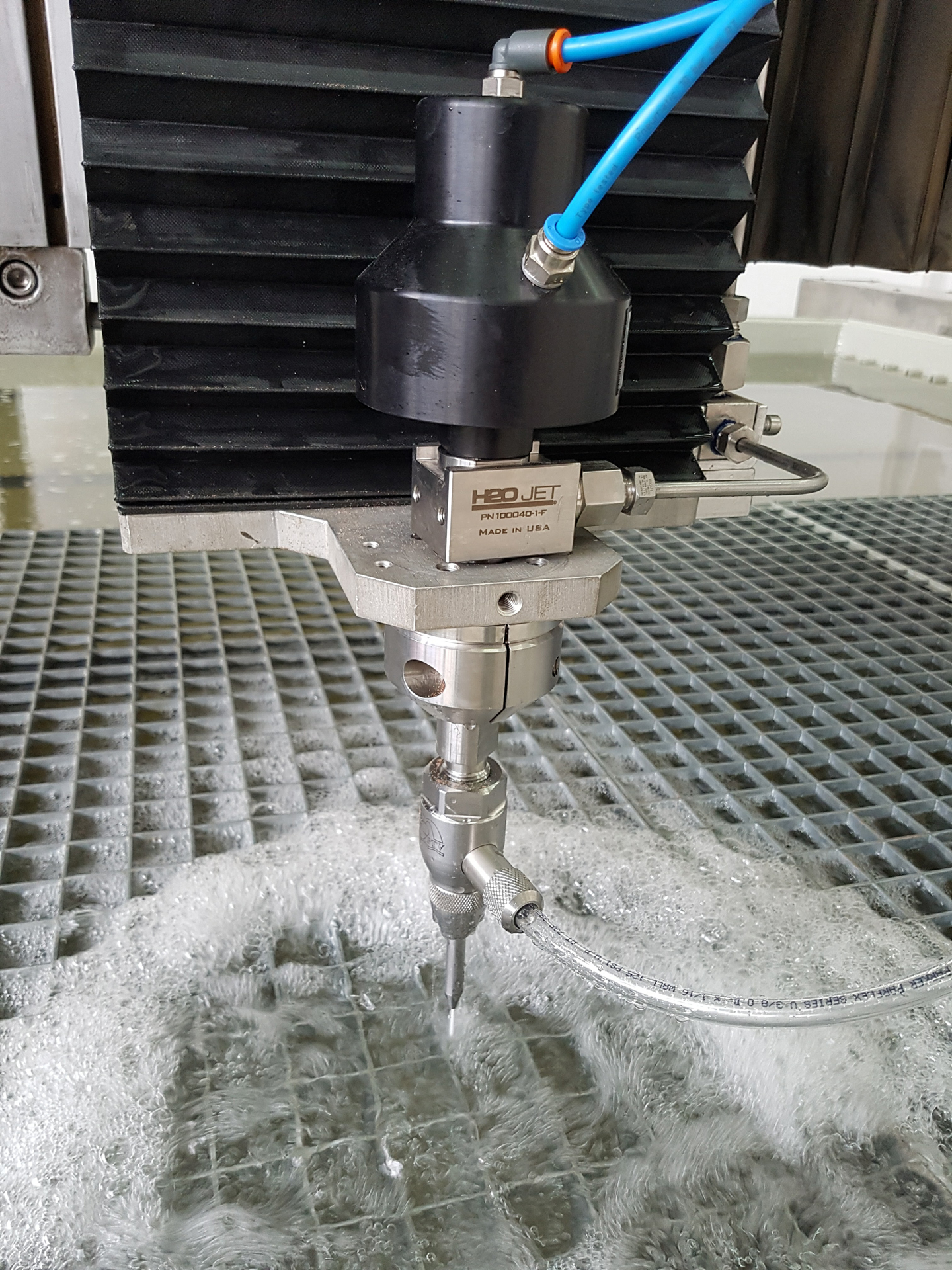 WaterJet & CNC plazma 14