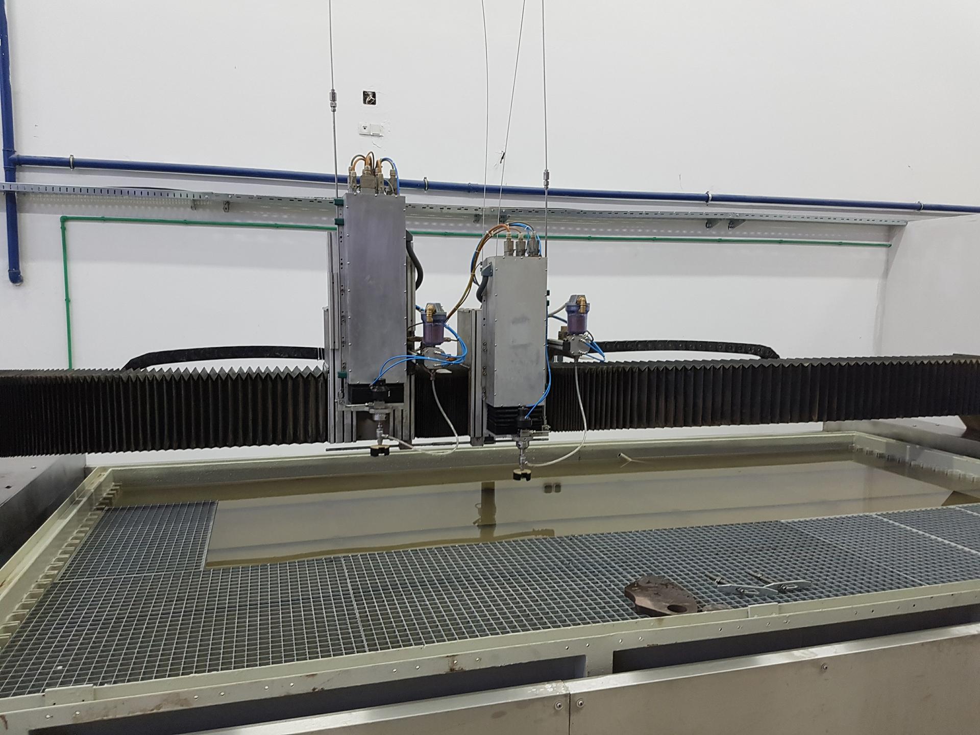WaterJet & CNC plazma 15