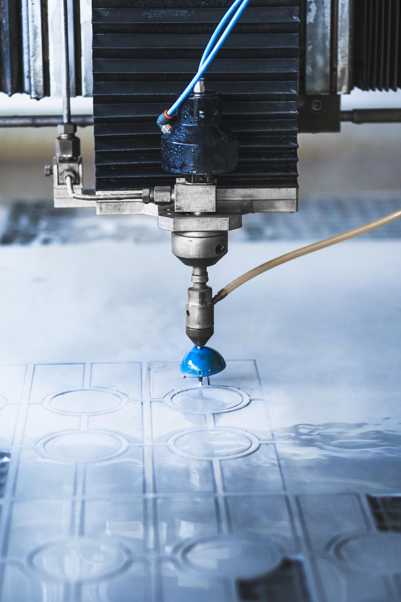 WaterJet & CNC plazma 30